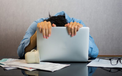 5 Signalen van een burn-out