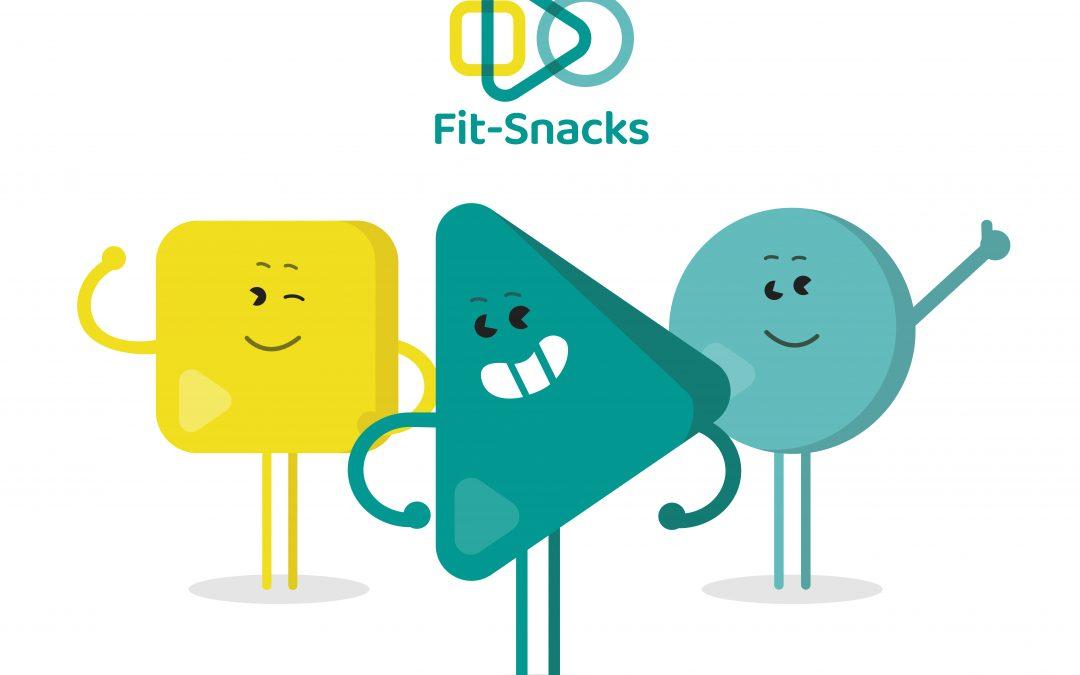 Maak kennis met onze online trainingen Fit-Snacks voor Gezonder werken