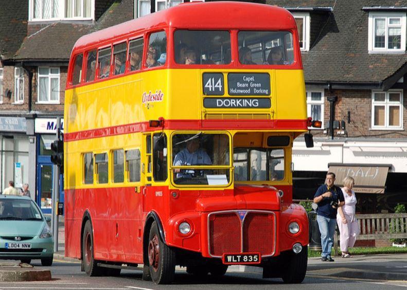 Zit jij voor of achterin jouw bus?